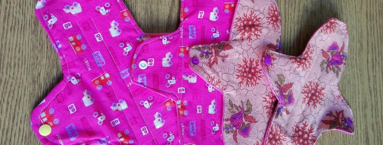 Assorbenti lavabili: i Kit di LetWomen